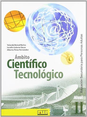Ámbito Científico Tecnológico. Nivel II. ESPA 3: Amazon.es: Vv.Aa.: Libros