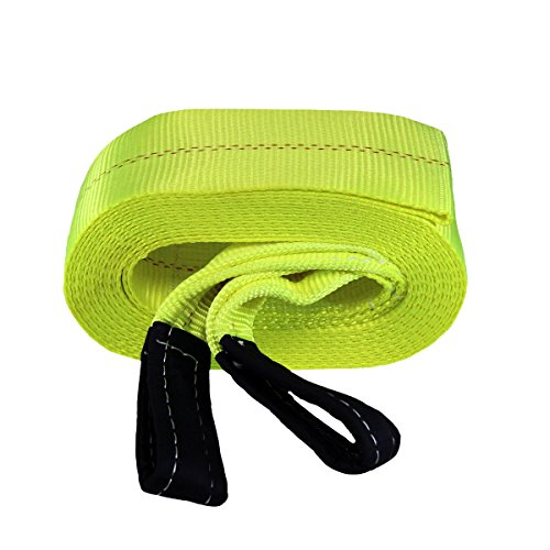 Grip 30 ft x 4 in Heavy Duty Tow Strap
