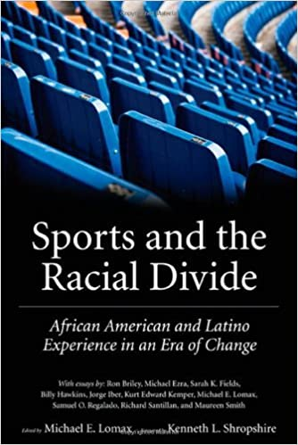 Lue kirjan lataus Sports and the Racial Divide: African American and Latino Experience in an Era of Change B002BA52Q4 RTF