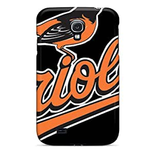 Ideal Phonecases2001 Cases Covers For Galaxy S4(baltimore Orioles), Protective Stylish Cases