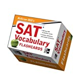 img - for McGraw-Hill's SAT Vocabulary Flashcards (Test Prep) book / textbook / text book