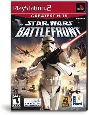 Star Wars Battlefront - PlayStation 2 by LucasArts: Amazon.es ...