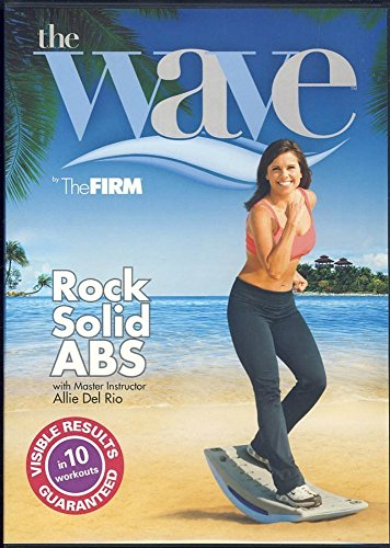 The Firm Rock Solid Abs the WAVE DVD 2002