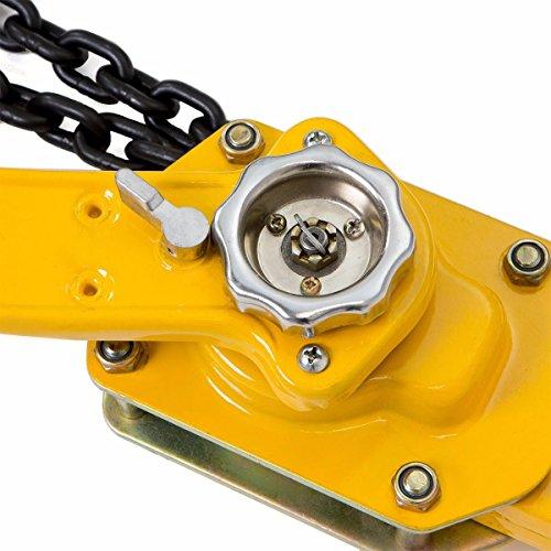 SKEMIDEX---6 Ton Lever Block Chain Hoist Ratchet Type Come