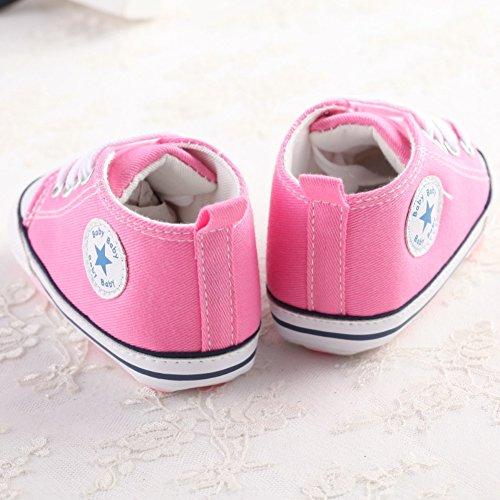 Leap FrogFashion Sneakers - Zapatillas deportivas a la moda para niño Rosa