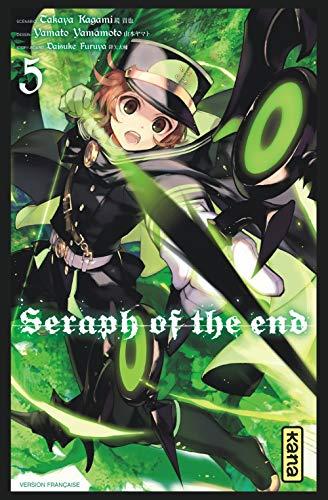 Seraph of the end, tome 5 Takaya Kagami