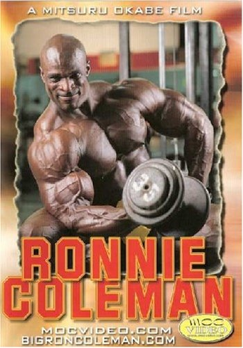 Ronnie Coleman First Training Video