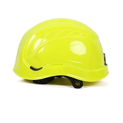 WY-Hard hat Casco Profesional Adecuado como Casco de Seguridad, Casco Industrial.