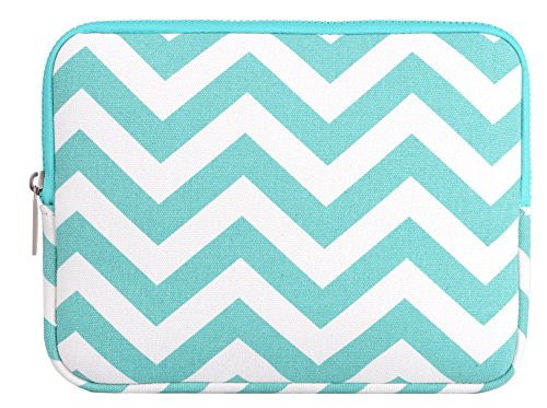 Mosiso Chevron Canvas Fabric Tablets