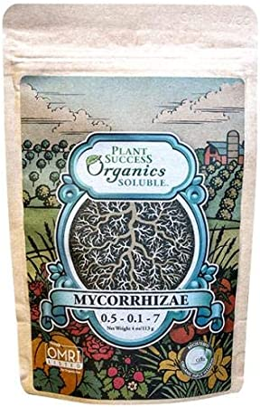 Amazon Com Plant Success Soluble Mycorrhizae 4 Oz Garden Outdoor