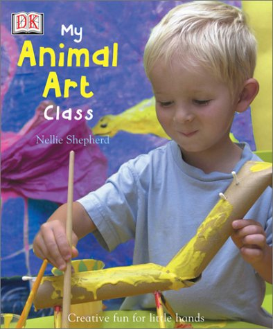 Download My Animal Art Class (My Art Class) pdf epub