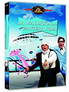 La Maldicion De La Pantera Rosa [DVD]