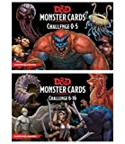 D&D: Monster Cards 5e Bundle Including Monster