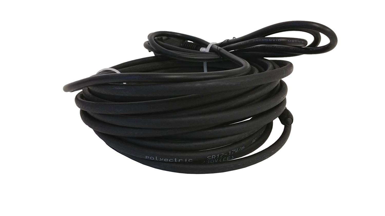 Plant Heating, self-regulating heating cable, 2 m, max. power 17W/m NETPROSHOP