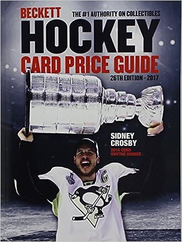 Beckett Hockey Price Guide #26 (Beckett Hockey Card Price