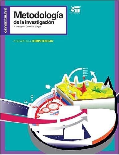 Amazon.com: Metodología de la Investigación (Spanish Edition ...