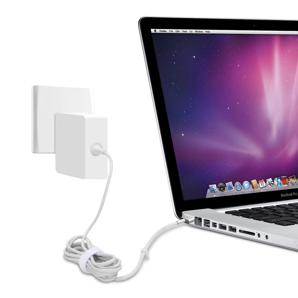 Replacement 45w Magsafe 2 T-Tip Power Adapter Ac Charger Suitable for Mac Book Air 11//13 inch Mac Book Air Charger After Late Mid 2012