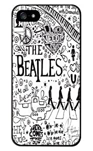 Andre-case Color.Dream The Music Band Lovely Quote Protcetive Hard Plastic Back case cover cell phone 2nCGd32hGQG protective case cover for iPhone 5s