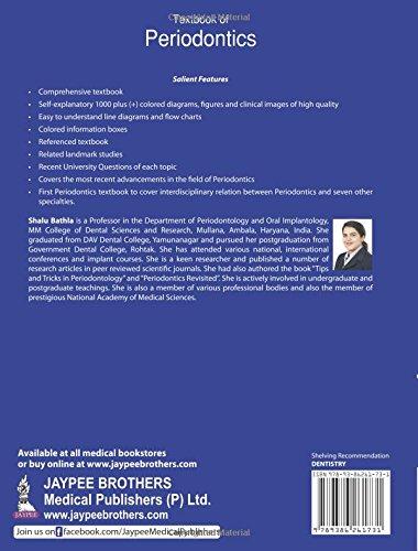 Textbook of Periodontics
