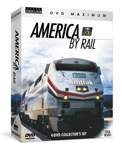 DVD Maximum: America By Rail ()