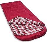 Reisen 0 degree lightweight sleeping bag flannel, cold - Best Reviews Guide