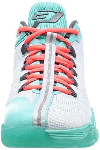 Venta Precios Baratos Venta Barata De Descuento Jordan Nike CP3.IX AE scarpa da basket Pr Pltnm/Drk Gry/Hypr Trq/Infr Comprar Barato Footaction VsXyHtms