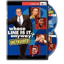 Whose Line Is It Anyway: Season 1, Vol 2 (2007)