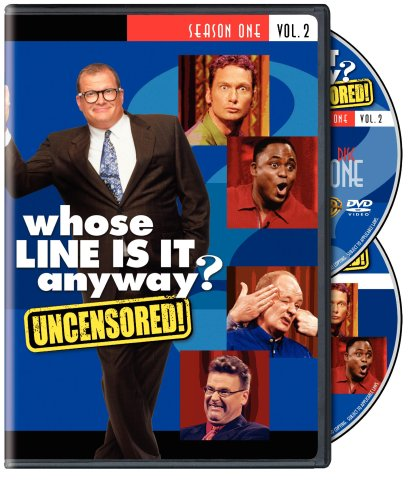 Whose Line Is It Anyway : Season 1, Vol 2