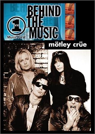 Amazon Com Vh1 Behind The Music Motley Crue Motley Crue Movies Tv