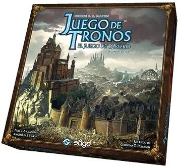 Edge Juego de tablero Juego de Tronos segunda edición Español ...
