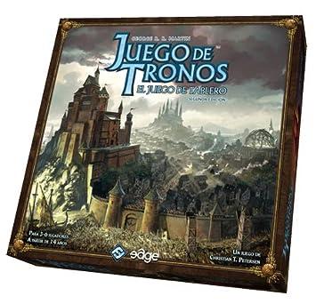 Edge Juego de tablero Juego de Tronos segunda edición Español