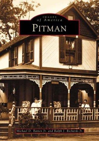 Pitman  (NJ)   (Images  of  America)