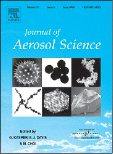 Effect of jet nebulization on DNA: identifying the dominant degradation mechanism and mitigation methods [An article from: Journal of Aerosol Science]