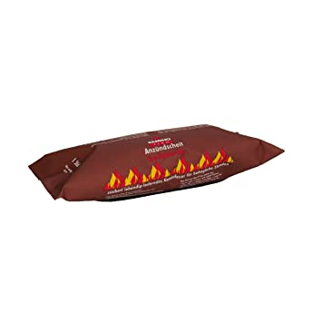 Kamino-Flam – Briqueta de madera para chimenea, grill, estufa (1 pieza
