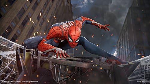 Marvels Spider-Man - PlayStation 4 [Importación inglesa]: Amazon.es: Videojuegos