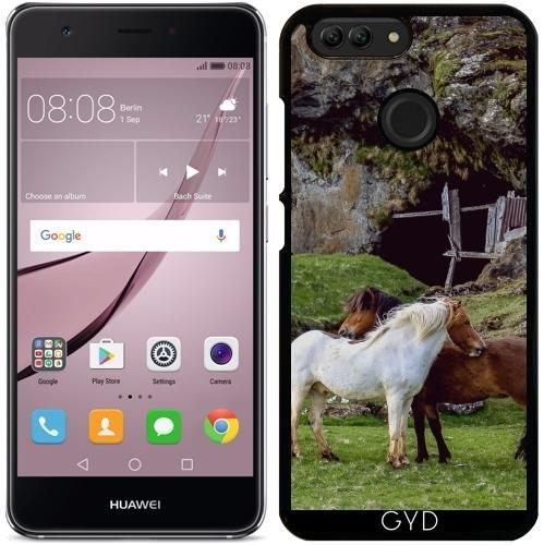 Funda para Huawei Nova 2 - Ponys Potros Caballos Animales by Grab My Art