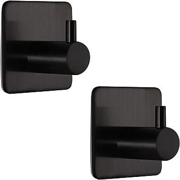 Amazon.com: BQTime - Ganchos autoadhesivos modernos de acero ...