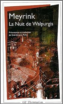 La Nuit de Walpurgis par Meyrink