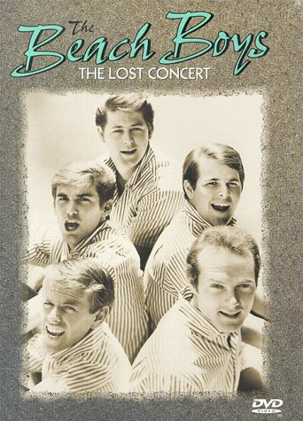 The Beach Boys - The Lost Concert by Image Entertainment