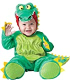 InCharacter Baby's Goofy Gator Costume, Green, Large