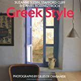 Greek Style, Suzanne Slesin and Stafford Cliff, 0517568748