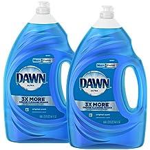 Dawn Ultra Dishwashing Liquid Dish Soap, Original Scent, 2 count, 56 oz.