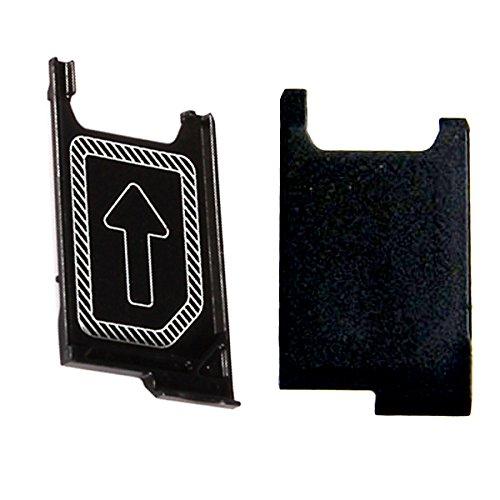 BisLinks® Tarjeta Micro Sim bandeja ranura soporte Para Sony Xperia Z3 D6603 D6653