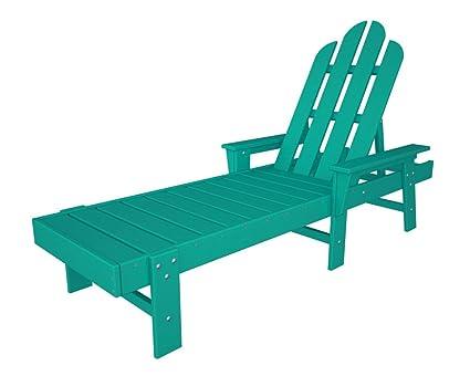 Phenomenal Polywood Ecc76Ar Long Island Chaise Aruba Cjindustries Chair Design For Home Cjindustriesco
