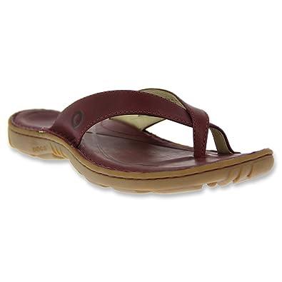 Womens Bogs Todos Sandals Garnet EFS81438