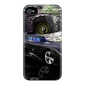 New Arrival Premium 4/4s Case Cover For Iphone (batmobil)