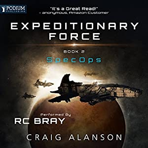SpecOps: Expeditionary Force Book 2