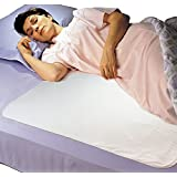 Comfort Shield 34 x 36 Inch Premium Waterproof Sheet Protector with Ultra Soft Poly-Brush Surface
