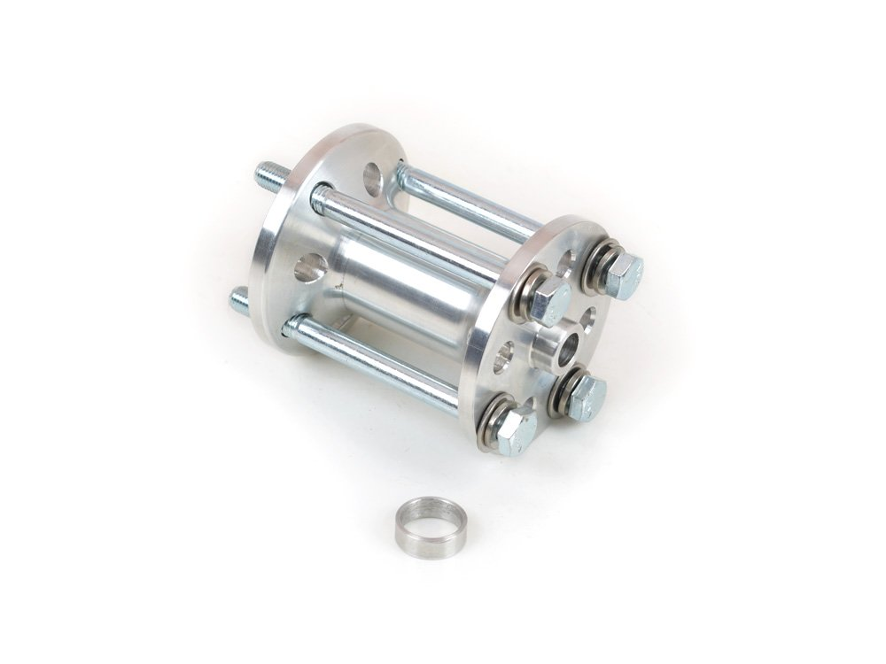 Canton Racing 75-630 3'' Fan Spacer Billet Aluminum with Bolts for Chevy and Ford by Canton Racing Products