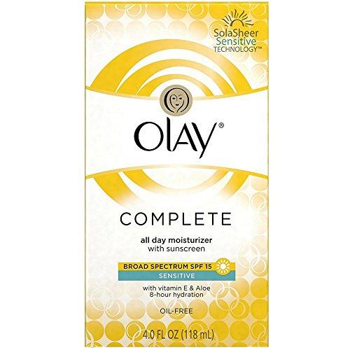 Olay Face Cream For Sensitive Skin - 7